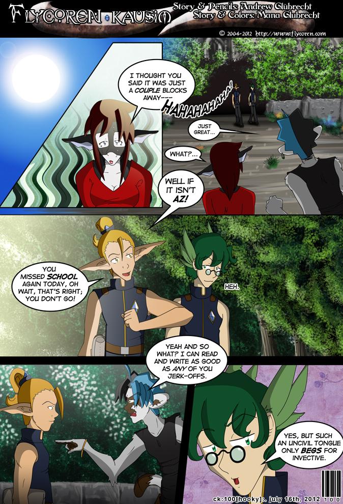Chapter 3: Hooky